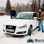 На тест-драйве Audi A3